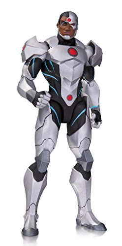 DC Collectibles DC Universe Animated Movies: Justice League War: Cyborg Action Figure by DC Collectibles