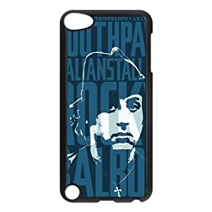 Ipod Touch 5 2D DIY Hard Back Durable Phone Case with Rocky Balboa Image