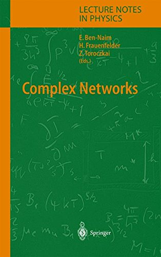 Complex Networks (Lecture Notes in Physics)