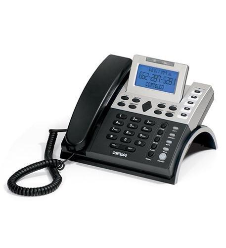 ITT 121100TP227S S-L Line Pwr. CID Telephone Corded