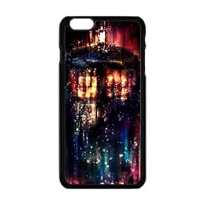 Happy The Rain Night Cell Phone Case for Iphone 6 Plus