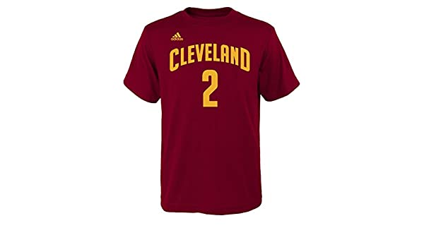 Kyrie Irving Cleveland Cavaliers Youth Niños Adidas NBA Player - Camiseta: Amazon.es: Deportes y aire libre