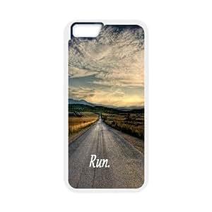 "Custom New Cover Case for Iphone6 Plus 5.5"", Run Phone Case - HL-692018"