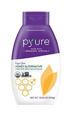 Organic Honey Alternative, Sugar Free, Low Net Carbs, Imitation Honey, Keto, 13.05 Ounce