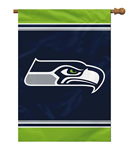 NFL Seattle Seahawks 1 Sided House Banner, 28
