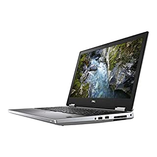 Dell Precision 7540 Laptop, 15.6 inches FHD (1920x1080) Non-Touch, Intel Core 9th Gen i7-9850H, 32GB RAM, 512GB SSD, NVIDIA Quadro T1000, Windows 10 Pro (Renewed)