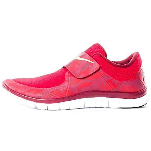 Compétition Doré Rouge Nike Rose Socfly EU Running Chaussures Homme Gymnase Métallique 40 Free de Rouge Orange Équipe CnXwq4O