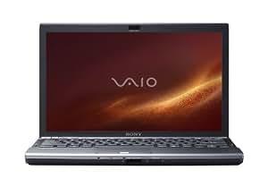 "Sony VAIO VGN-Z570N/B 13.1"" Laptop (2.53 GHz Intel Core 2 Duo P9500 Processor, 3 GB of RAM, 320 GB Hard Drive, Vista Business) Black"