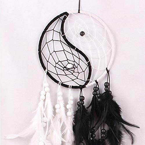 Wall of Dragon Style Dreamcatcher Wind Chimes Indian Dream Catcher pendant gift