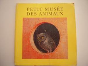 """Afficher """"Petit musée des animaux"""""""