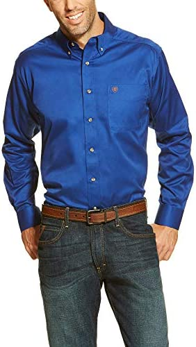 ARIAT Mens Solid Twill Shirt product image