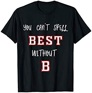 love Boston Distressed Baseball Team fan Championship cool T-shirt | Size S - 5XL