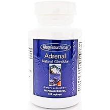 Adrenal Natural Glandular 100 Milligrams 150 Veg Capsules