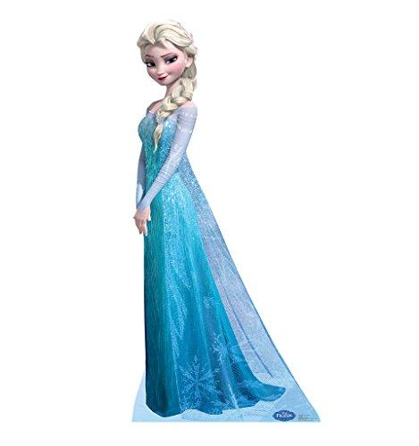 Elsa - Disney's Frozen (2013 Film) - Advanced Graphics Life Size Cardboard Cutout Standup