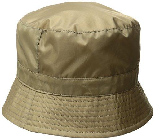 totes Women's Bucket Rain Hat, Tan, One Size ()