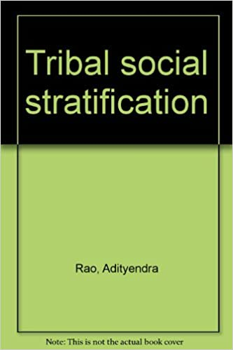 Tribal Social Stratification Adityendra Rao 9788185167121 Amazon