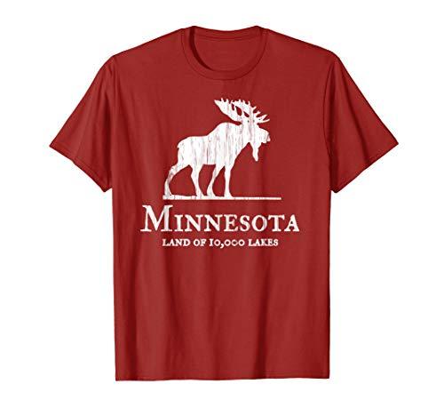 Minnesota Moose Shirt