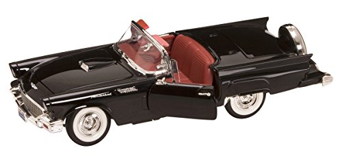 Road Signature 92358 Scale 1:18 1957 Ford Thunderbird, (Ford Thunderbird Diecast Model)