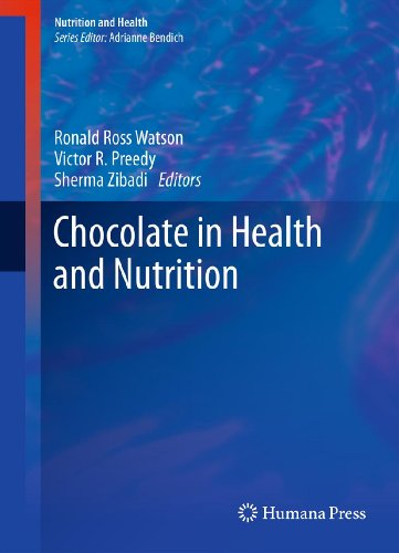 Chocolate in Health and Nutrition (Nutrition and Health Book 7) (English Edition)