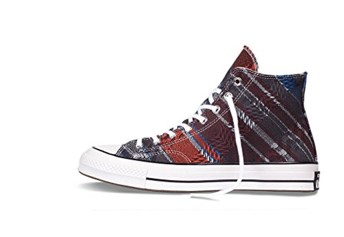 Converse Heren Chuck Taylor All-stars 70 Hoge Top Sneakers Multicolor / Wit