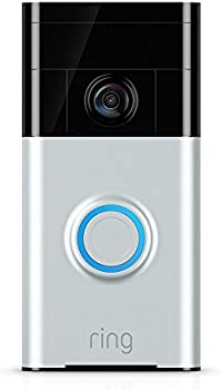 Ring Wi-Fi Enabled HD Video Doorbell with Night Vision