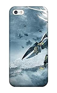 High Grade Renita J Taylor Flexible Tpu Case For Iphone 5/5s - Striker Eureka In Pacific Rim
