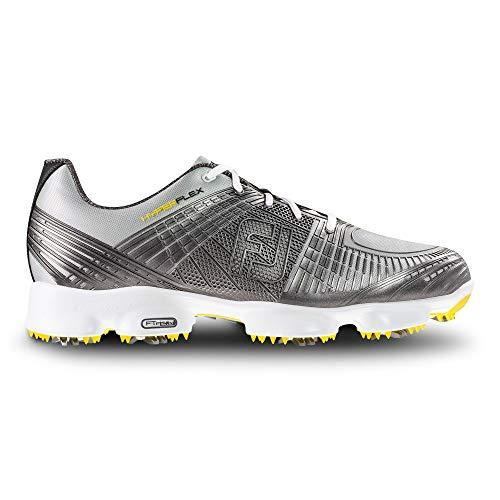 FootJoy Men's Hyperflex II-Previous Season Style Golf Shoes Silver 9.5 M US from FootJoy