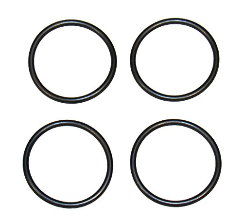 (4 Pack) Remington O-Ring Replacement Barrel Seals [OEM Graphite Coated] (Model 1100 12 GA, 11-87 12 Gauge)