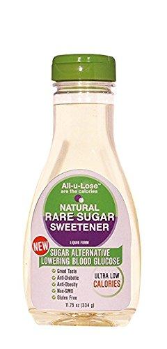 Allulose Natural Rare Sugar Sweetener - 11.75 fl. (Calories In A Fortune Cookie)
