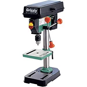Grizzly G7942 Five Speed Baby Drill Press