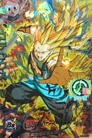 Dragon Ball Heroes GDM07 series / HGD7-SEC Gotenks: Zeno UR