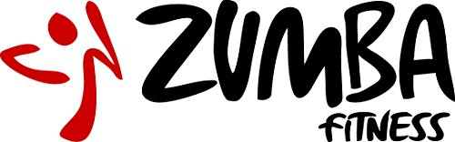 "Zumba Fitness sticker decal 7"" car, truck, laptop"