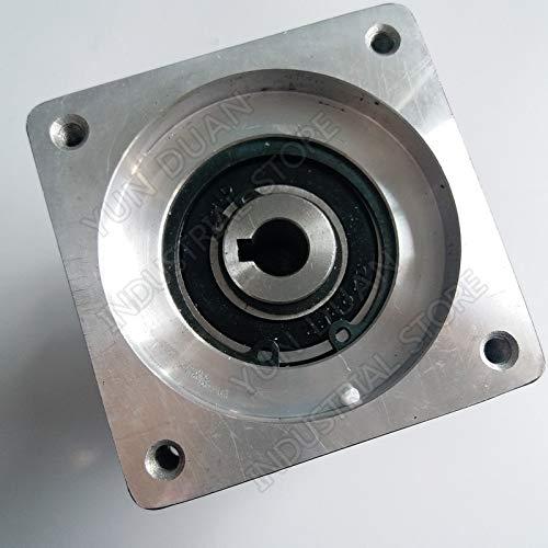 1 Shaft 19mm Carbon Steel Gear for Servo Stepper Motor Ochoos 80mm Nema32 Planetary Gearbox Speed Reducer Ratio 3 4 5 6 8