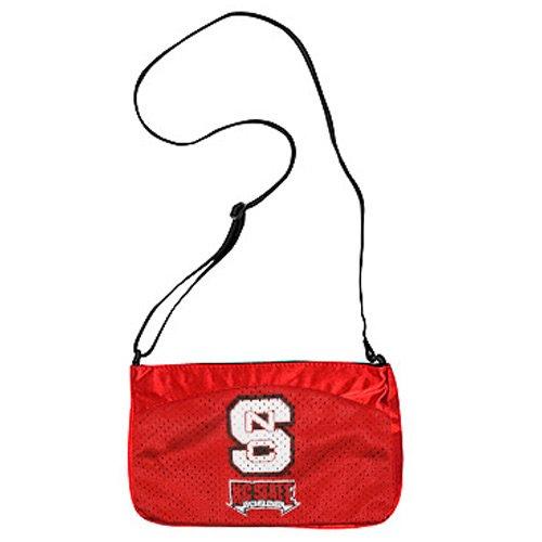 - NCAA NC State Wolfpack Jersey Mini Purse
