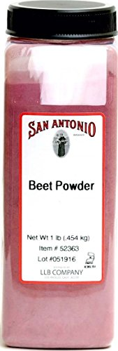 Price comparison product image 1-Pound Restaurant Beet Root Powder