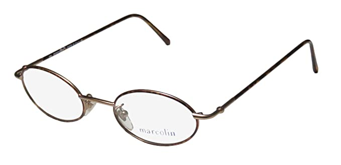 aa4c9f17e4b8 Marcolin Village 66 Mens Womens Oval Full-Rim Shape Hot Optical Made In  Italy
