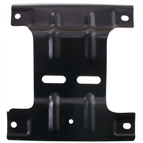 Koolzap For 97-98 F150/F250 Pickup Truck Front Bumper Inner Mounting Plate Bracket Left Side