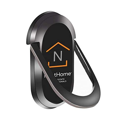 Custom Insignia 360° Magnetic Phone Stand (Black) - 250 PCS - $2.49/EA - Promotional Product with Your Logo/Bulk… |