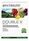 Nutrilite Double X Vitamin/Mineral/Phytonutrient -10-Day Supply