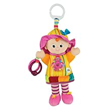 Lamaze  Play and Grow My Friend Emily Take Along Toy