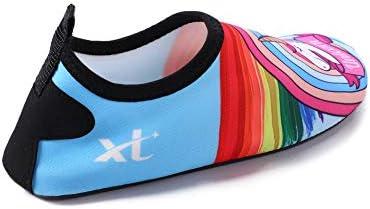Balasha Kids/Swim/Water/Shoes/Boys/Girls/Toddlers Non-Slip/Quick/Dry/Barefoot/Aqua/Socks Shoes for Beach Pool Swim Yoga