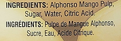 Deep, Alphonso Mango Pulp, 850 Grams(gm) by DEEP (Image #2)