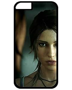 2015 Pretty iPhone 5c Case Cover/ Lara Croft High Quality Case 3730594ZA824932281I5C Amy Nightwing Game's Shop