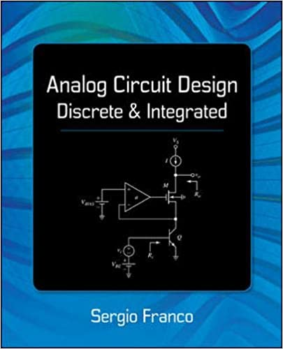 Analog Circuit Design: Discrete & Integrated