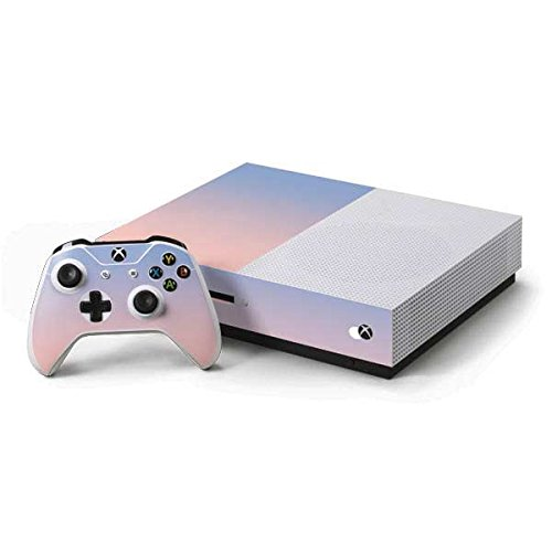 Solids Xbox One S Console and Controller Bundle Skin - Rose Quartz & Serenity Ombre | Skinit Patterns & Textures ()