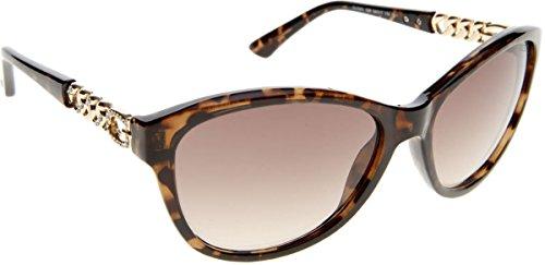 Guess Sonnenbrille (GU7451) Marron (Dark Havana/ Gradient Brown)
