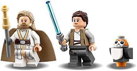 LEGO Star Wars 75200 - Ahch-To Island Training, Spielzeug