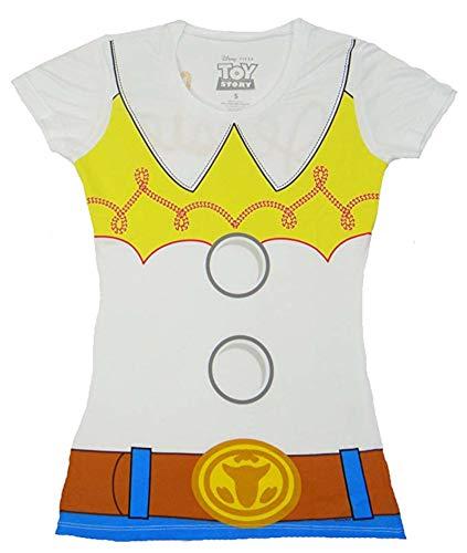 Disney I am Jessie Toy Story Costume T-Shirt (Large, Jessie) -