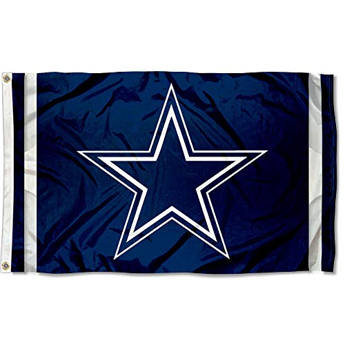 WinCraft Dallas Cowboys Large NFL 3x5 Flag ()