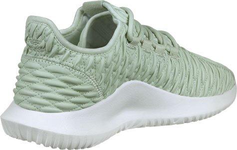 Ombre Tubulaire Adidas W Vert Blanc Vert Vert